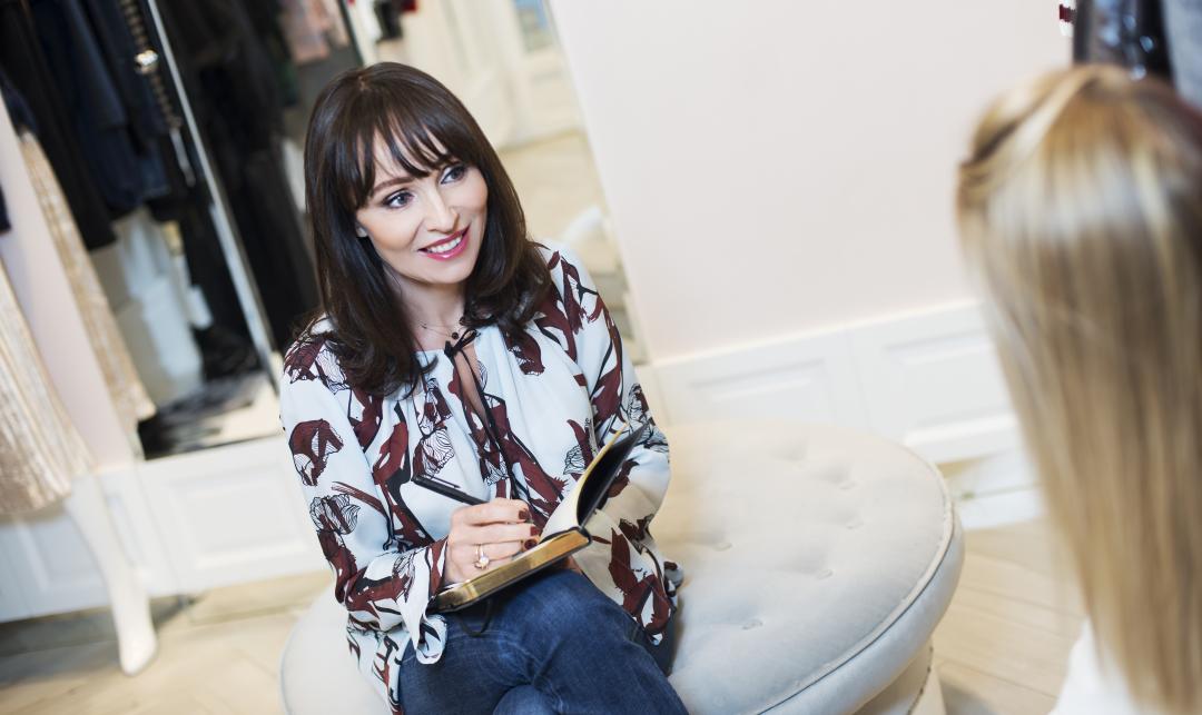 Konsultacje ze stylistką w Krakowie i online