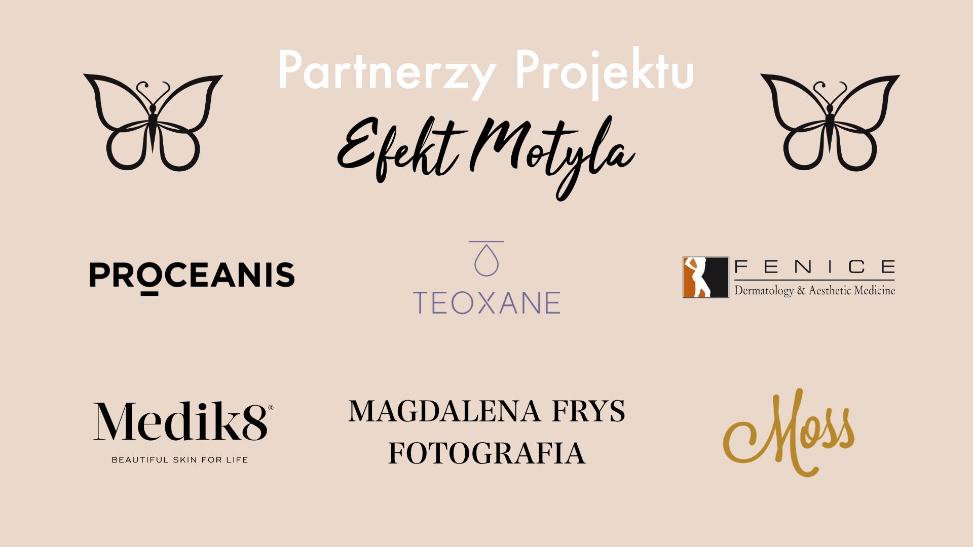 Partnerzy projektu Efekt Motyla